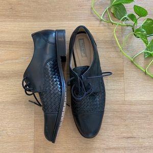 Cole Haan Black Oxford Shoes size 9